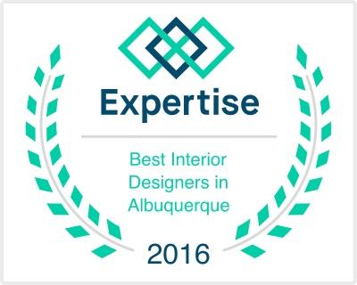Expertise Award (Best Interior Designers of Albuquerque 2016)